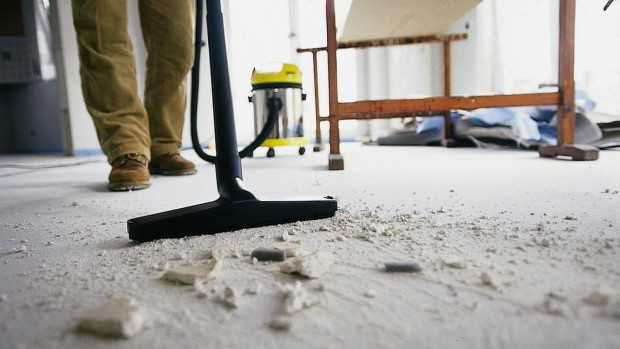 Профессиональная уборка квартиры после ремонта предупредит ухудшение здоровья проживающих в ней людей