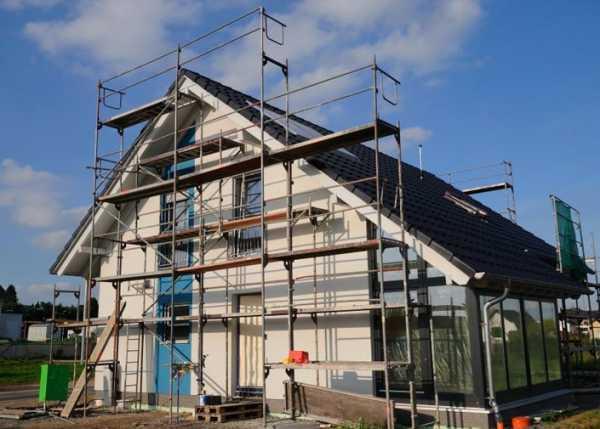 Правильный подход к ремонту фасадов
