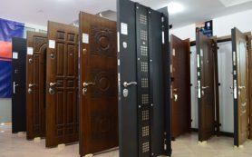 Выбор входной металлической двери