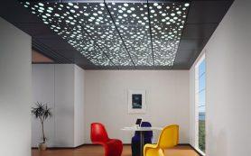Подвесные кассетные потолки красивы и практичны