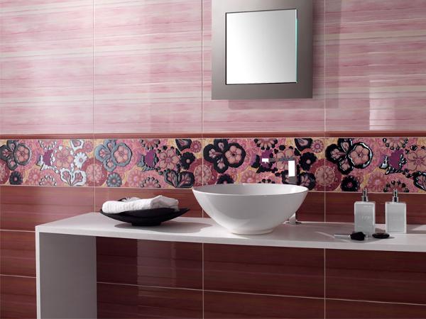 Отделка стен ванной комнаты: краткий обзор материалов