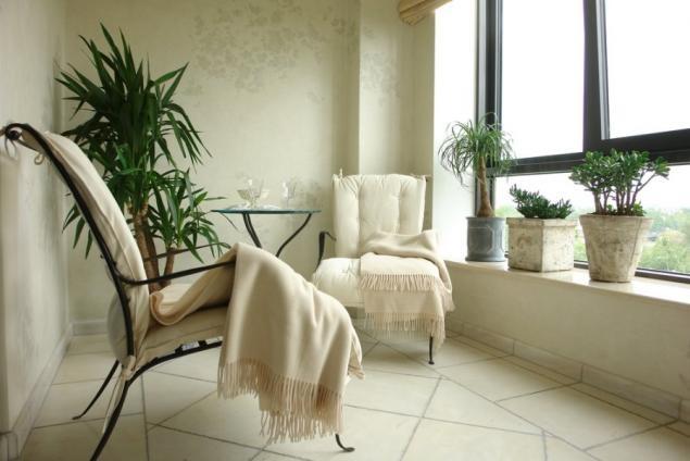 Напольные покрытия для балконов и лоджий. Какое выбрать?