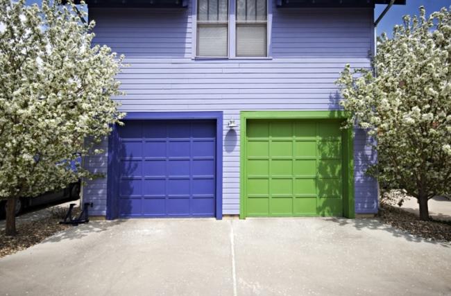 Материалы для внутренней отделки гаража