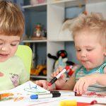 Совместная детская комната для мальчика и девочки