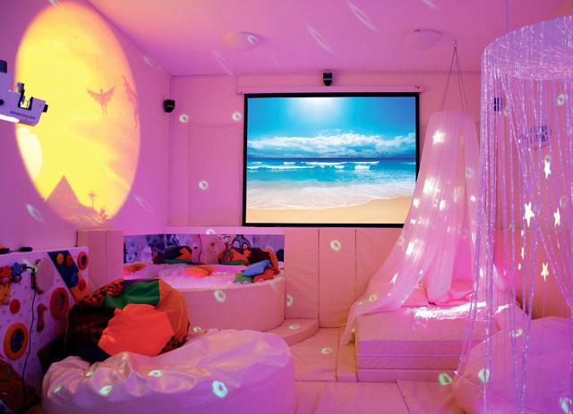 Оазис спокойствия и умиротворения в вашем доме: сенсорная комната
