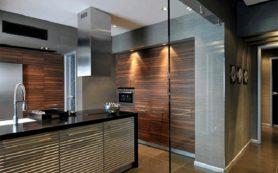 Зонирование квартиры свободной планировки: межкомнатные перегородки