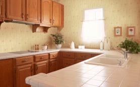 Кухонная столешница из керамической плитки своими руками