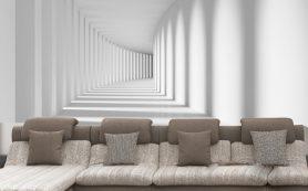 Заполнение пустот в интерьере. Часть первая: стена за диваном