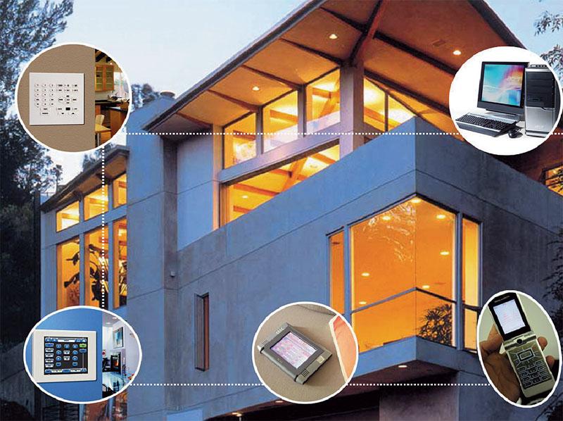 Системы безопасности умного дома
