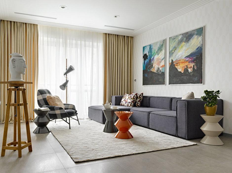 10 полезных вещей для вашей гостиной