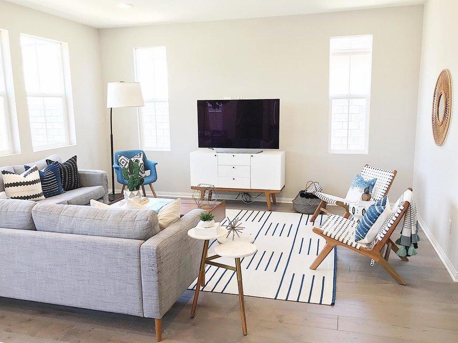 10 простых идей для оформления квартиры в стиле mid-century modern
