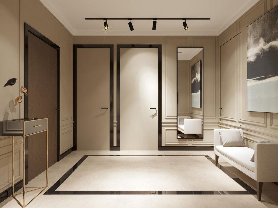Потайные двери в интерьере: 8 идей
