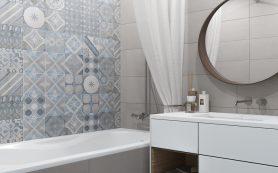 9 свежих идей для интерьера ванной