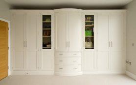 Выбираем дизайн встроенного шкафа
