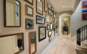 12 блестящих идей использования зеркал в интерьере
