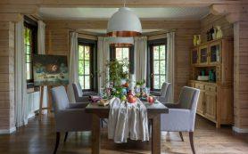 Как обустроить столовую зону на даче?