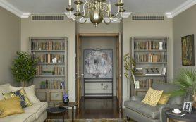 Интерьер с обложки: как оформить классическую гостиную с английским акцентом