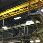 Украинское производство и ремонт грузовых подъемников