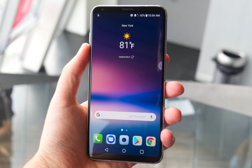 LG анонсировала выход 2-ядерного смартфона
