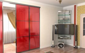 Особенности и нюансы использования красного в оформлении интерьеров