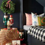 Как дизайнеры украсили свой дом к новогодним праздникам