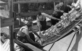 Технологии по сохранению исторически ценных сооружений