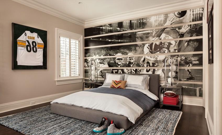 Как обустроить комнату для подростка, чтобы ему понравилось?