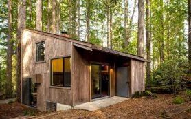 Капитальный ремонт деревянной дачи 60-х годов размером 6 х 6 м
