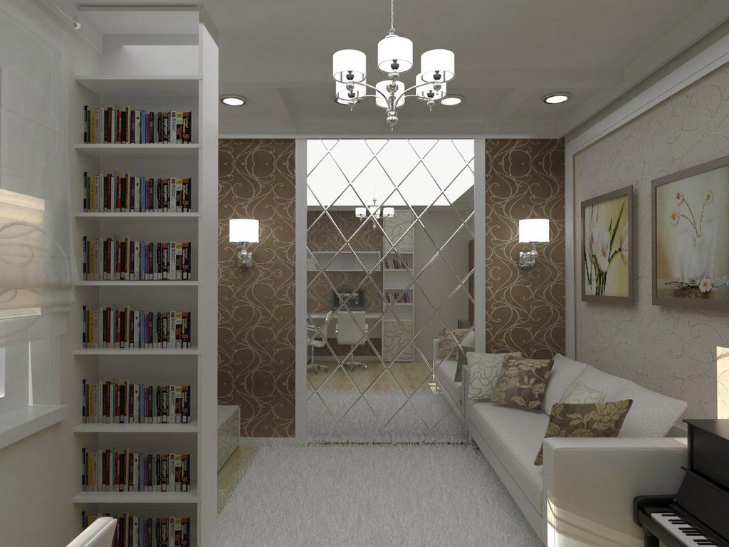 Способы расширения пространства для маленьких квартир