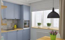 8 особенностей ремонта кухни в панельном доме