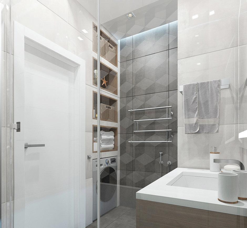 8 способов сделать маленькую ванную уютнее и просторнее