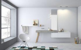 Из какого материала выбрать мебель для ванной?