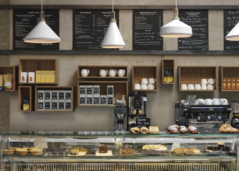 По образу и подобию: оформляем кухню в стиле творческой кофейни