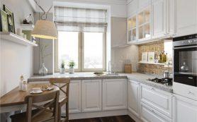8 свежих дизайн-идей для вашей маленькой кухни