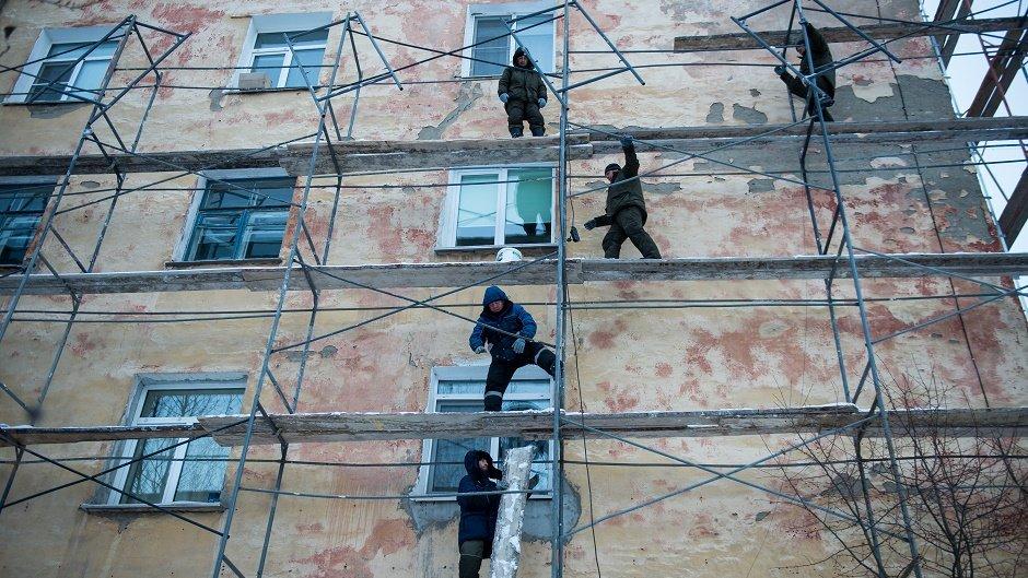 Капитальная история: в столице стартует сезон ремонта многоэтажек
