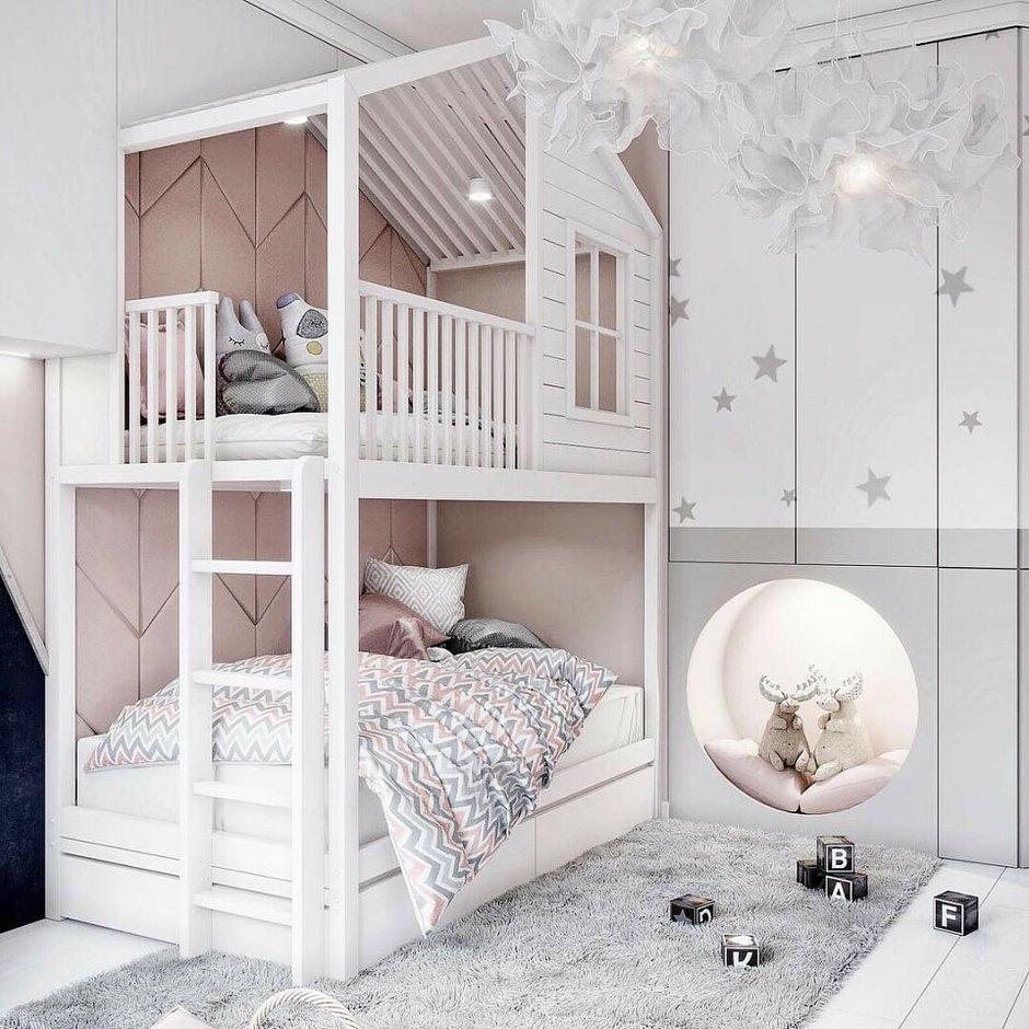 Как обставить детскую комнату, чтобы ребенку было максимально комфортно