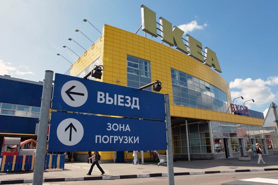 IKEA сдаст в России мебель в аренду