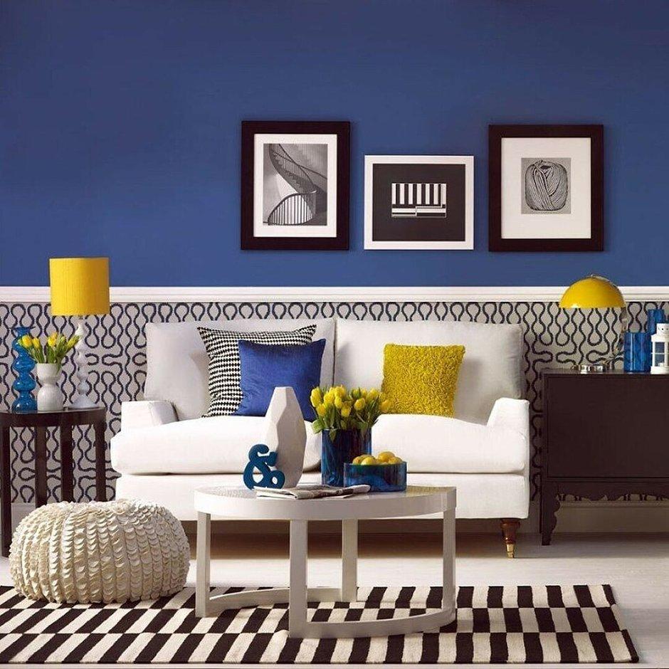 Желтый в интерьере: 5 способов использовать яркий цвет и 55 вдохновляющих примеров