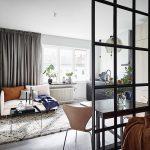 Как недорого оформить микро-квартиру: пример из Швеции