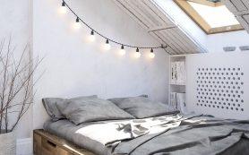 7 решений по организации спального места в маленькой квартире
