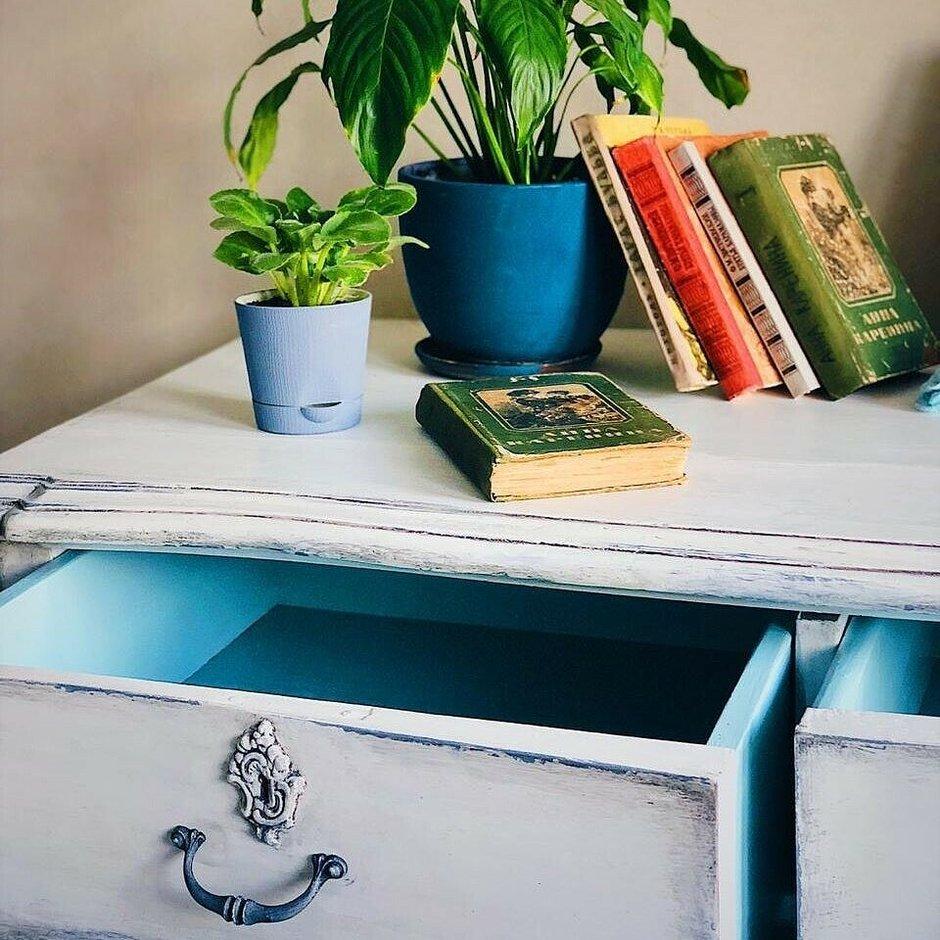 Модный винтаж: 15 простых способов состарить мебель, текстиль и аксессуары