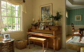 Рояль не в кустах: как с наименьшими потерями разместить пианино в квартире