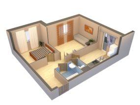 Как разобраться в планировке квартир