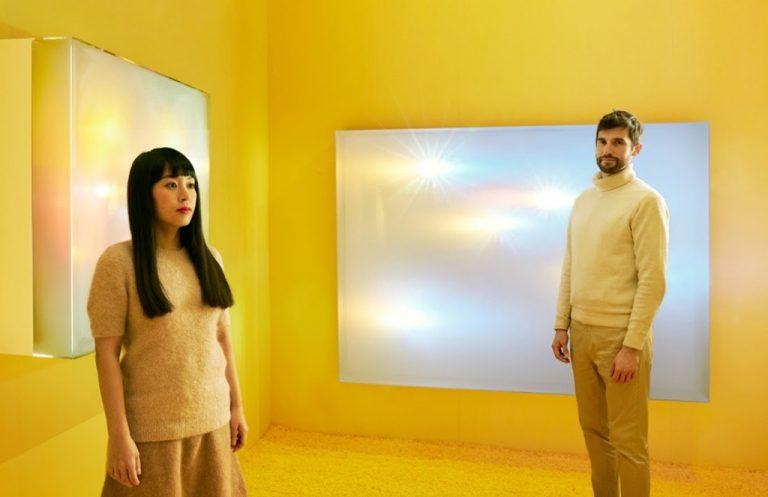 Studio Swine создали световые объекты из плазмы и тумана