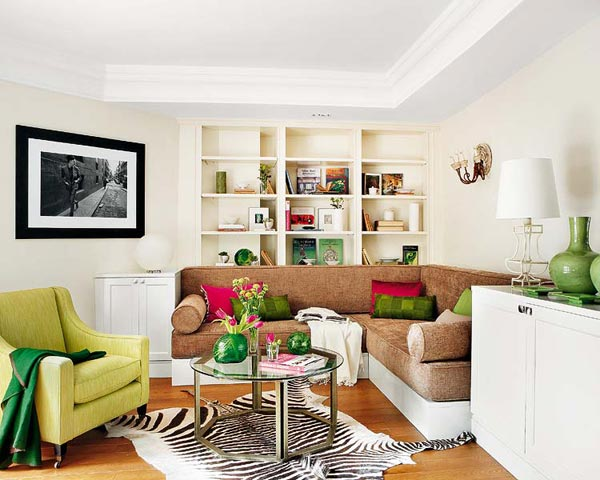 Как создать весенний дизайн в квартире