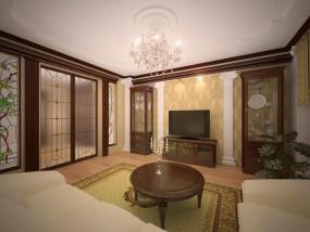 Что такое классический стиль дизайна квартиры