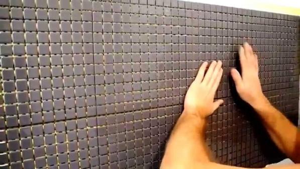 Облицовка стен керамической плиткой. Укладка плитки самостоятельно