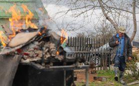 Как правильно сжигать мусор на даче, чтобы не оштрафовали?