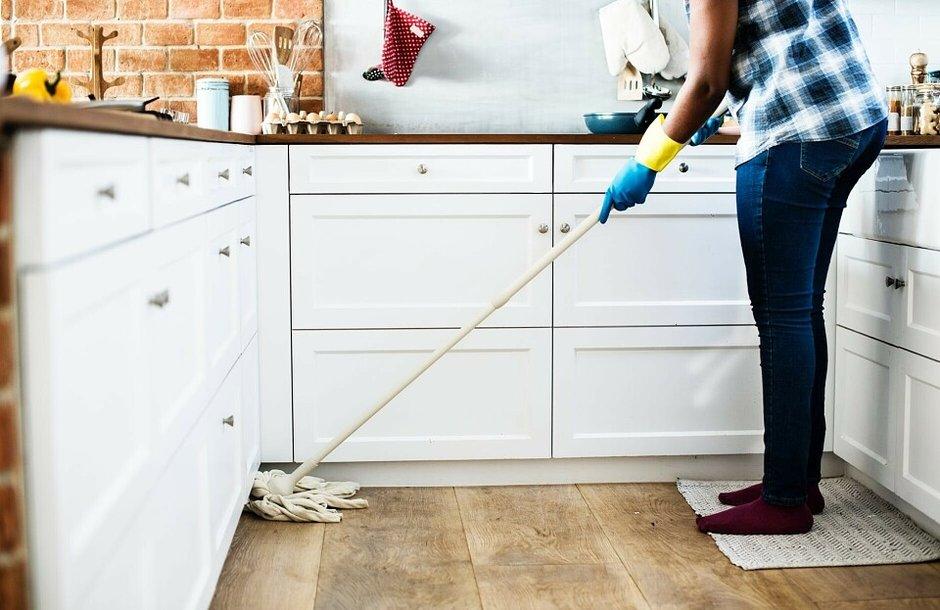 6 правил уборки для тех, кто устает на работе