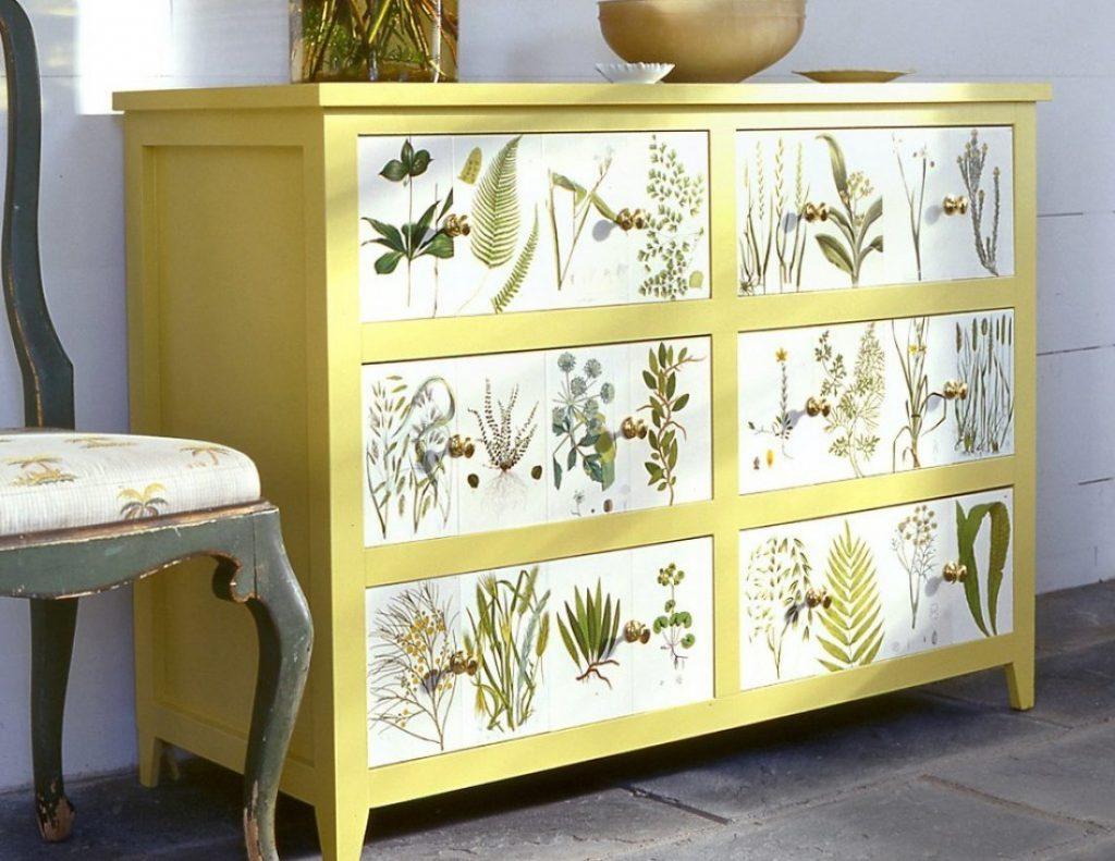 Декорирование и реставрация мебели